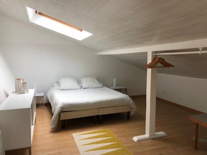 #lesgitesdebeatrice #gîteàmulhouse #location saisonnière #appartement #chambreacoucher