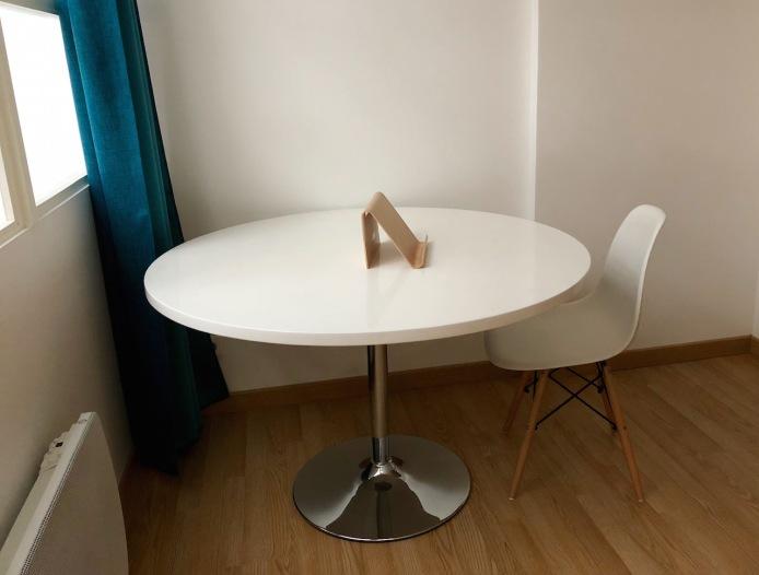 #lesgitesdebeatrice #gîteàmulhouse #location saisonnière #appartement #coinbureau